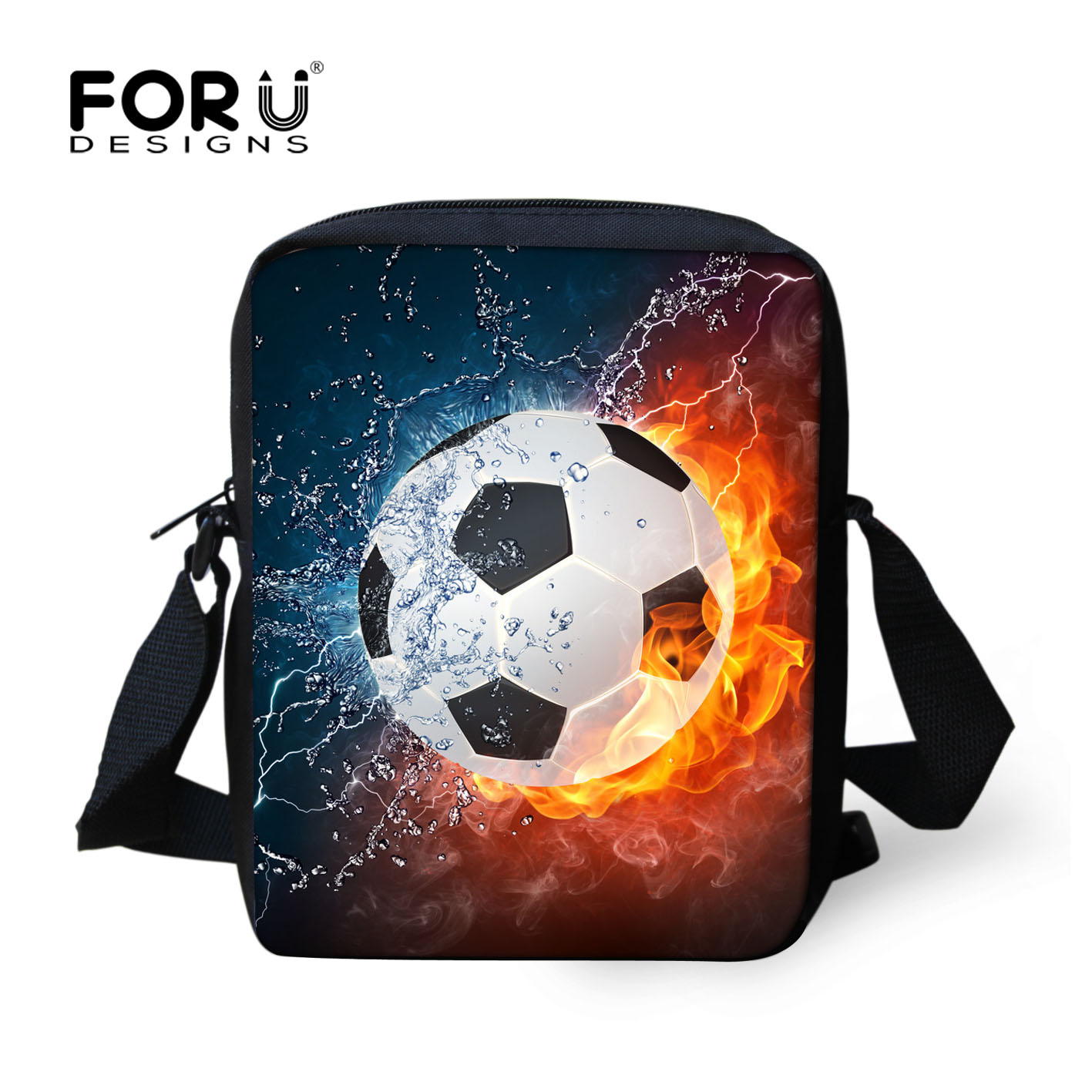 Open-Minded Coloranimal 3d Ball Print Youth Boy School Backpack Baseballly Basket Ball Schoolbags Men Casual Rucksack Kids Children Satchel Lights & Lighting