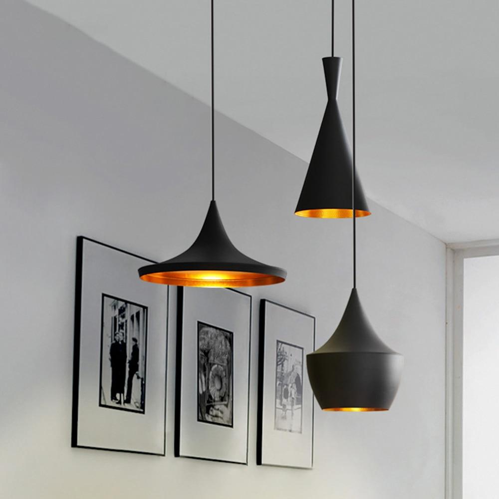 vintage pendant lights loft lamp avize nordic hanglamp restaurant kitchen light suspension. Black Bedroom Furniture Sets. Home Design Ideas