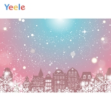 Yeele Wallpaper Winter China Cut Fallen Snow Castle Photography Backdrop Personalized Photographic Backgrounds For Photo Studio