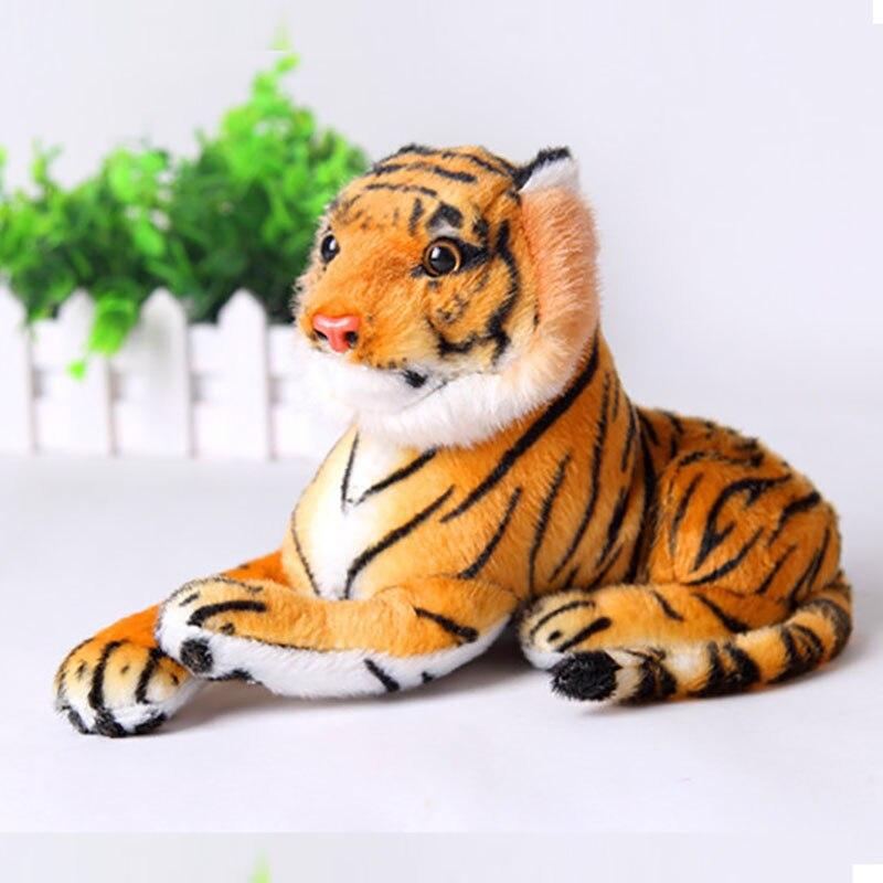 Горячие Beanie Boo ty Моделирование Тигр плюшевые игрушки мягкие Животные куклы детские праздничные подарки мягкая игрушка тигр модель mr87