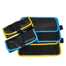 Sea Fishing soft lure Jigging Jig bag waterproof Canvas bags Lure tool accessories bag 33x22cm