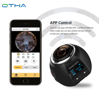OTHA V1 4K 360 Action Camera Waterproof Sport Driving VR Camera Mini Wifi Panoramic Camera 2448