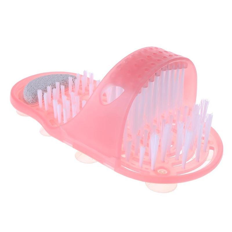Bad Schuh Dusche Füße Massage Hausschuhe Bad Schuhe Pinsel Bimsstein Fuß Wäscher Spa Dusche Entfernen Abgestorbene Haut Fuß Pflege werkzeug