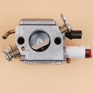 Image 1 - Carburetor Carb For HUSQVARNA 345 346XP 350 353 359 #503283208 Replace ZAMA C3 EL32 Chainsaw Spare Parts