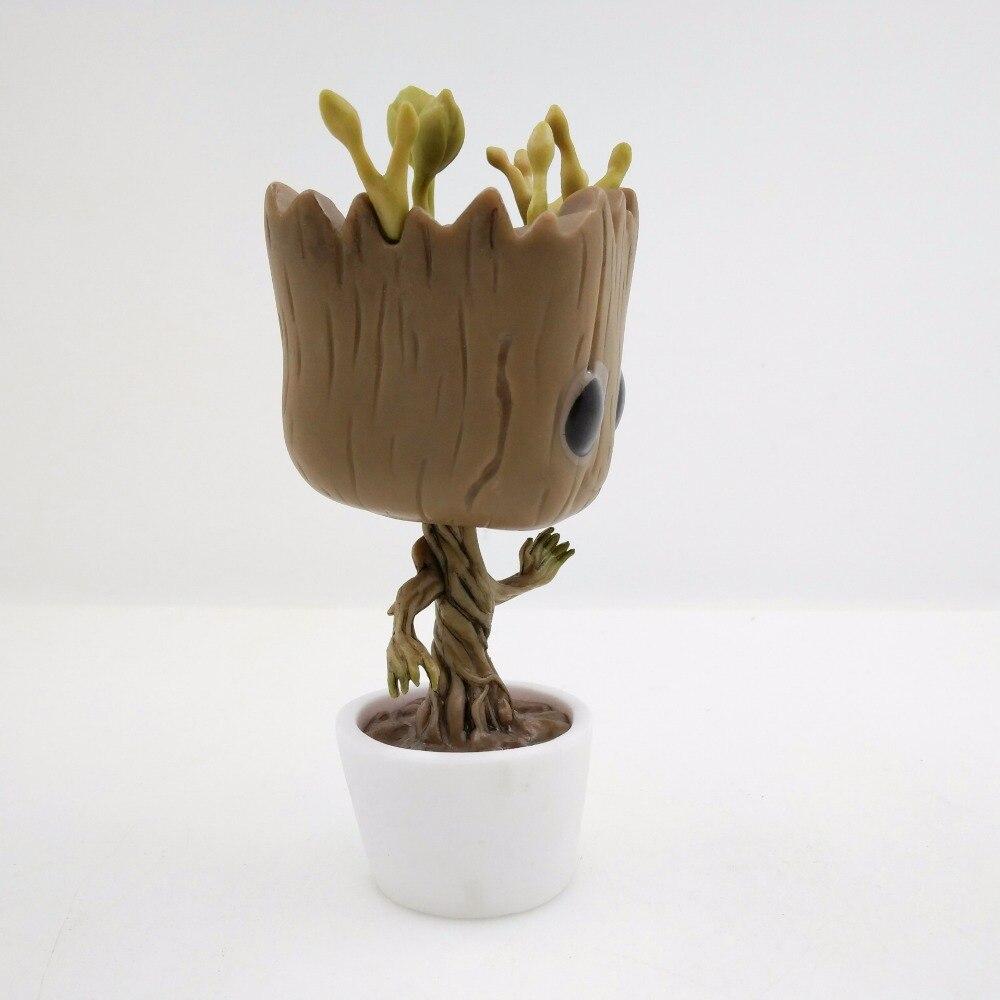 Bébé Groot Guardians of the Galaxy Head Shake Voiture Décoration De Noël Anniversaire Cadeau
