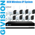 8ch wireless video security home mini 8 ip camera nvr cctv system 720p hd wifi outdoor p2p hdmi 1080p surveillance system kit