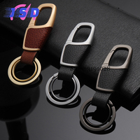 Car Key Chain Pendant Accessories Simple Metal Key Ring For Business Gifts For Alfa Romeo BMW