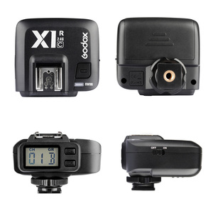Image 3 - Godox X1 zestaw TTL 2.4G bezprzewodowy nadajnik wyzwalania lampy błyskowej i odbiornik dla Canon dla Nikon dla Sony godoxTT685 V860 Flash speedlite