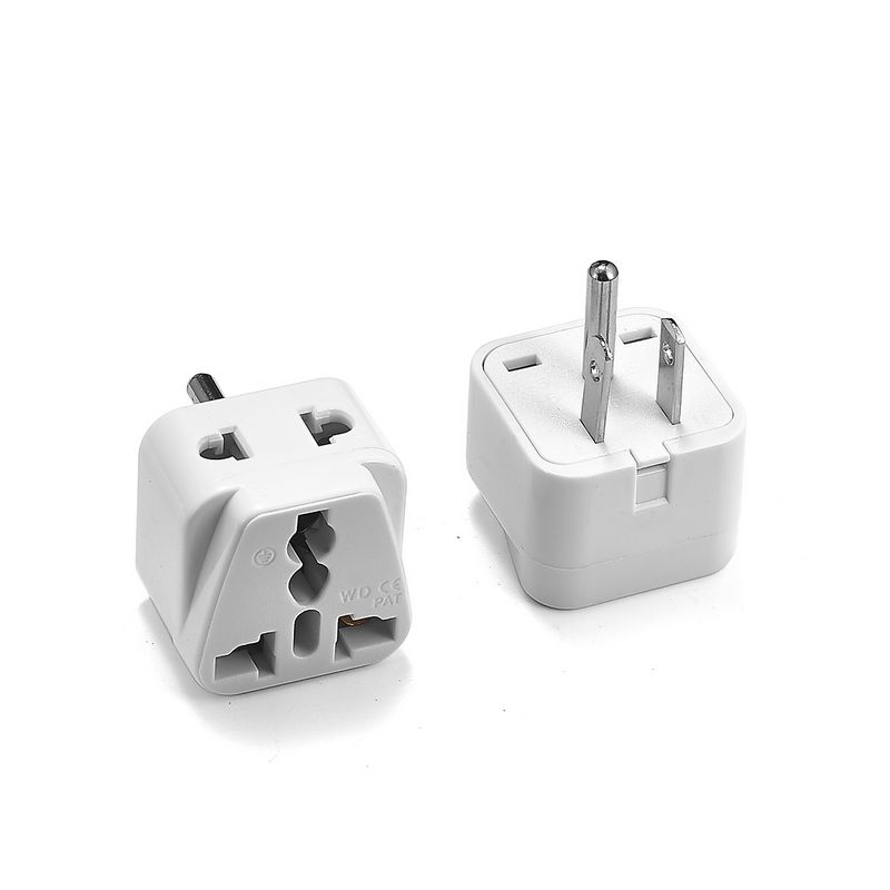 HP All-in-One Universal Travel  Plug Adaptor Socket Converter for US UK EU AU