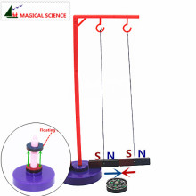 Забавный физический эксперимент Магнитный левитационный компас DIY материал, домашний школьный образовательный комплект, лучший подарок для ваших детей