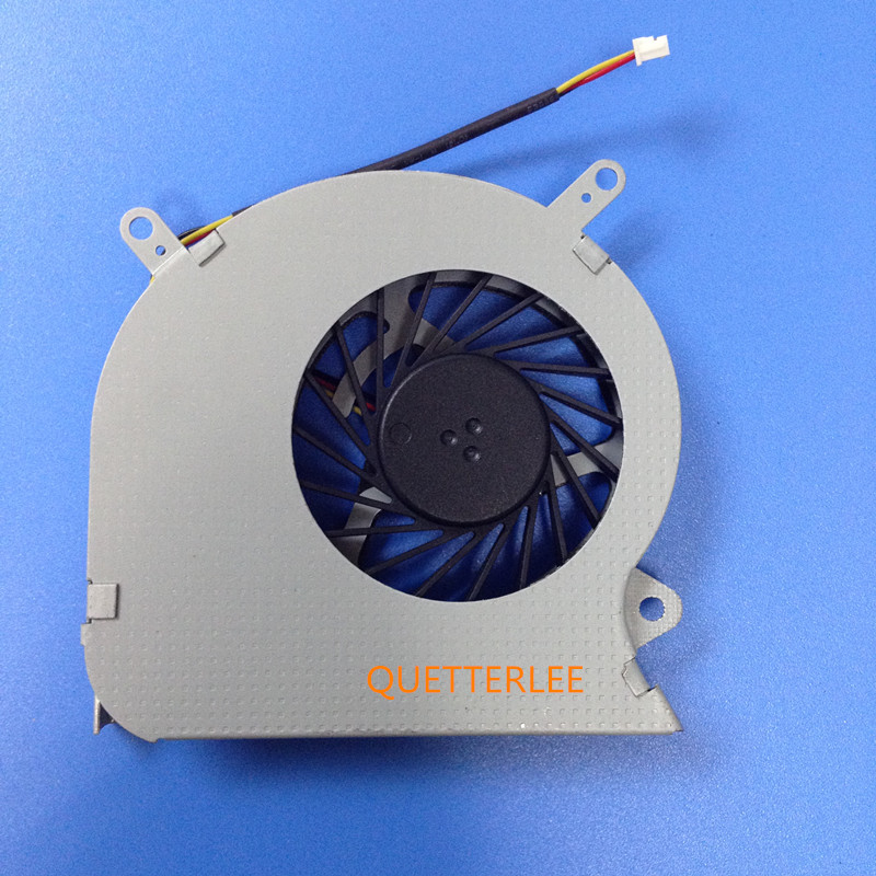 Original New Notebook CPU Cooler Fan For MSI GE60 MS-16GA 16GC MS-16GH MS-16GF MS-16GD Series PAAD06015SL N284 0.55A 5VDC image