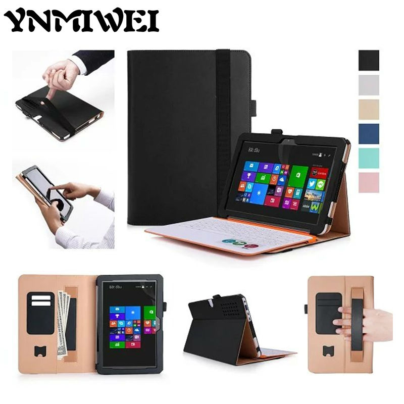 YNMIWEI For ASUS Transformer Mini T102HA PU Leather Case Cover 10.1'' Slim Protective Stand Skin For Asus T102HA Wallet Fundas планшет asus transformer infinity tf701t в алматы