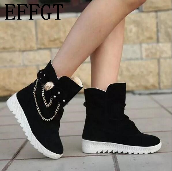 Cute Leather Boots Promotion-Shop for Promotional Cute Leather ...