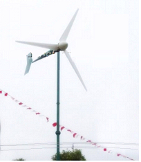 5.0-3000W-OD wind power generator 3KW,only 40% ship cost+100% reputation