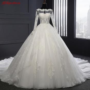 Imagenes vestidos de novia encaje