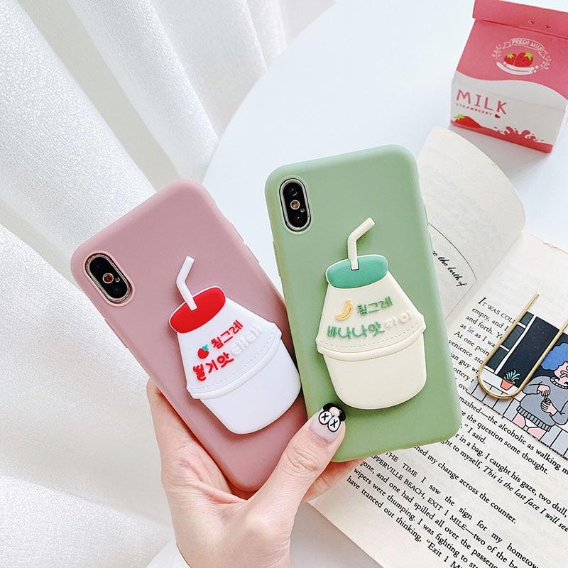 Cute Case For Samsung Galaxy Note 8 9 10 S8 S9 S10 S10E S10-5G Lite Plus A10 A10E A20 A20E A30 A40 A40s A50 A60 A70 A80 M20Cover