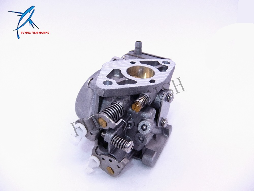 цена на 3B2-03200-1 3B2-03200 3G0-03200 Boat motors Carburetor Assy for Tohatsu Nissan 2-stroke 9.8HP M9.8 NS9.8