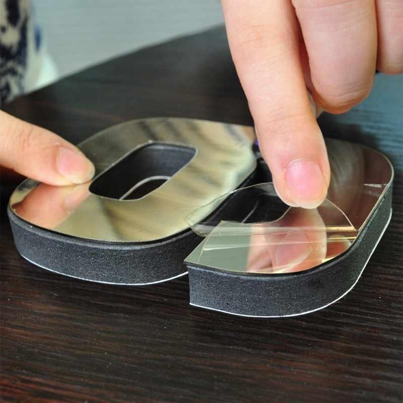 3D кварцевые настенные часы современный дизайн настоящие большие акриловые настенные часы-зеркало настенные наклейки большие декоративные часы для дома гостиной