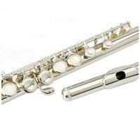 Японии высокого качества флейта YFL 222 флейте C мелодия Музыкальные инструменты ключ Флейта E музыка Профессиональный Бесплатная доставка