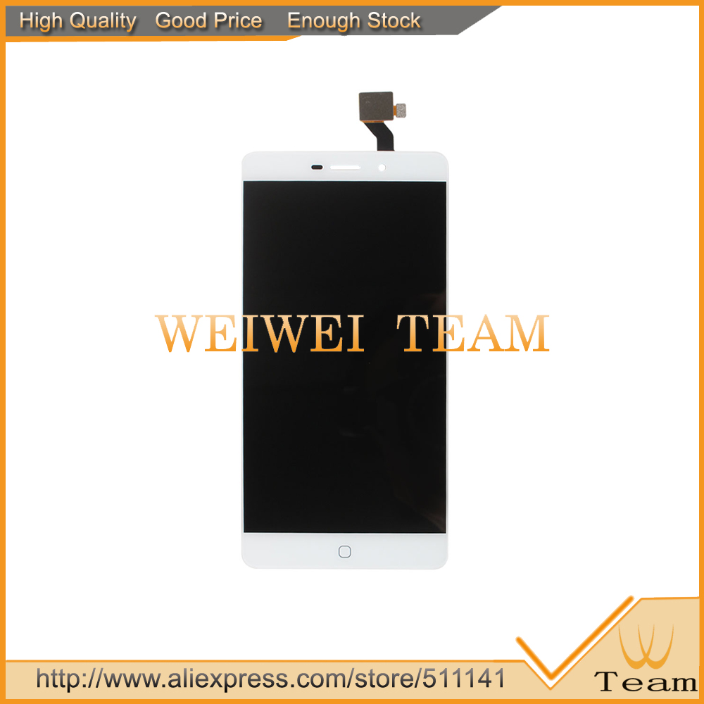 ФОТО  For Elephant Elephone P9000 LCD Display Screen With Touch Panel Assembly Repair Replacement