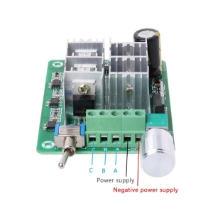 BLDC Three-Phase Sensorless Brushless Motor Speed Controller Explosive Fan Drive DC 5-36V(China)