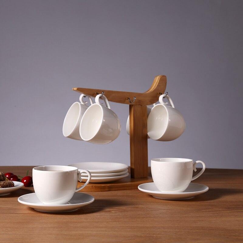 Modern Minimalist Afternoon Tea Tea Cups Set Creative