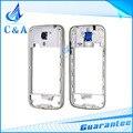 1 peça frete grátis branco reparação substituição habitação case capa para Samsung Galaxy S4 mini i9190 i9192 de quadro