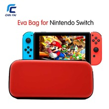 Travel Carry Bag Hard Travel Protective Waterproof Bag for Nintend Switch Gamepad Pouch Console Accessories NS EVA Bag
