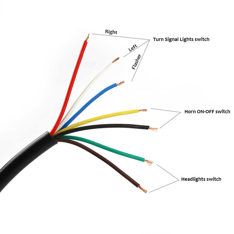 Atv Turn Signal Wiring Diagram from ae01.alicdn.com