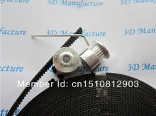 ANYCUBIC 2 Шт. 20-gt2-6 GT2 ролик И 2 м Gt2-6мм Открыть GT2 Пояса КОМПЛЕКТ для 3D принтер пояс 4xm3 винты 1 xAllen Ключ бесплатно
