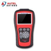 AUTEL MaxiDiag MD802 Elite para el Sistema de 4 Con El Modelo de flujo de Datos Del Motor, Transmisión, ABS y Airbag 4 en 1 Escáner de Código de Auto