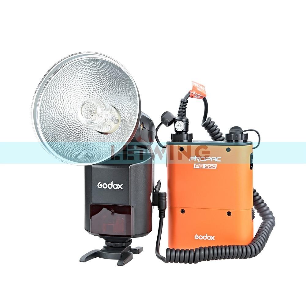 Uusin Godox AD-360 MARK II AD360II-C E-TTL -kannettava salamalamppu - Kamera ja valokuva - Valokuva 2