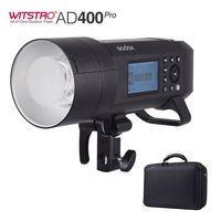 Godox AD400Pro 400Ws 2 4G X System TTL Alle in One Outdoor Flash Mit Freien Fall-in Blitze aus Verbraucherelektronik bei