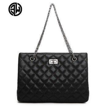 Women Handbag Quality Lingge Women Travel Leisure Package quilted Women Shoulder Messenger Bag Luxury Women luis vuiton gg bag