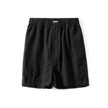 цены 19ss Vetements Shorts Men Women Cross Embroidery Streetwear Summer Beach Short Kanye West Vetements Shorts