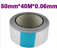 Miễn phí vận chuyển BGA Aluminum Foil Tape 50 mét x 40 M x 0.06 mét cho Reballing rework