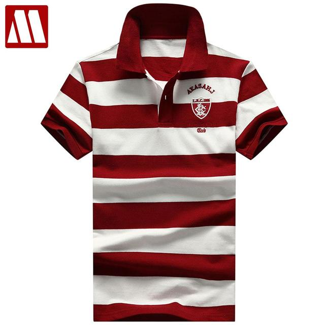 c719faa4f 2019 Summer Mens Casual Polo Shirts Zebra stripe Cozy Luxury Brands Clothing  Short Sleeve Man's Slim Clothes Homme Tops S - 4XL