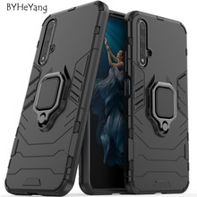 For Huawei Honor 20 Case Honor 20 Case Car Holder Magnetic Suction Ring Bracket Armor Cover For Huawei Honor 20 lite Honor20 Pro все цены