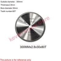 1PC 300MMx2.8x30x80T TCT saw blade carbide tipped Mini Circular Saw Blade for Wood Cutting Power Tool Accessories DIY