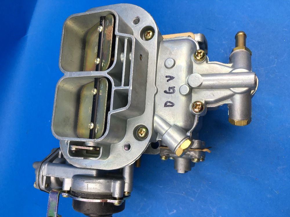 new replacement 32/36DGV MANUAL CHOKE Weber/EMPI type Carburetor carb for FIAT FORD carb