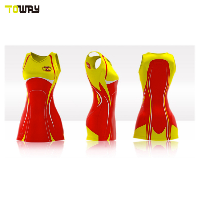 Design Your Own Style Netball Dress