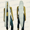 Wholesale price Hot Sell! TSC^^^^ 50 inch Heat Styable Wigs w 22 inch Extra long Bang White Cosplay