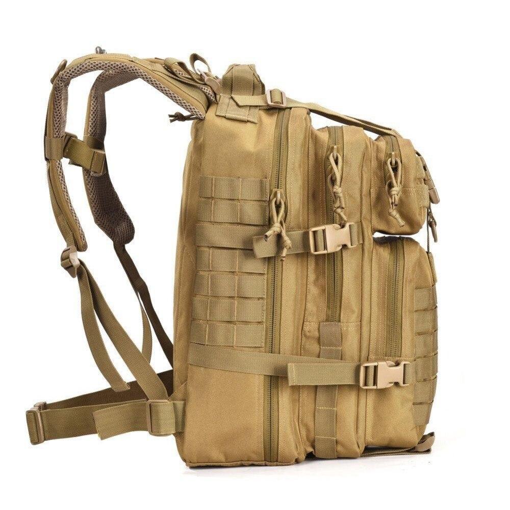 Escursione kaqi Esterno other Campeggio Out 34l Military Zaino Acu Bug black Di Bag Per Army Assault Caccia Tactical Impermeabile Piccolo Pack Molle 6Rx6qOwF1