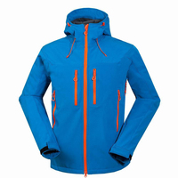 Outdoor Ski Jacket Men's Windproof Thermal Softshell Snowboard Skiing Jackets Snow Skiwear Skating Clothes Hiking Sport Clothing