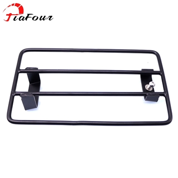 Fit For HONDA REBEL 300 REBEL 500 REBEL 250 2017-2019 rear tail rack top box case suitcase carrier board фото