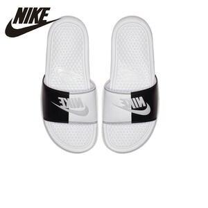 b3c446c5c NIKE Benassi JDI Beach   Outdoor Sandals For Women Men Shoes Summer  Stability Quick