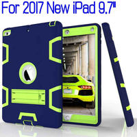 Hybrid Heavy Duty Silicone Drop-proof Full Cover per iPad 9.7 2017 Nuovo 9.7