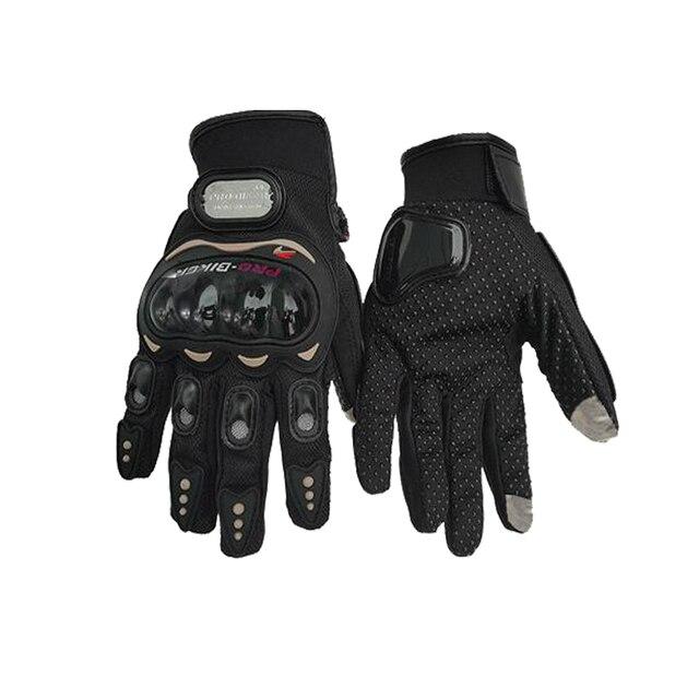 Men's Pro Biker Gloves 5