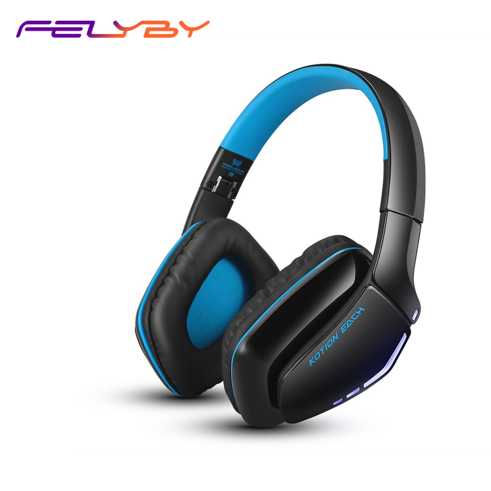 FELYBY B3506 wireless bluetooth headphones 4.1 Stereo Headset HIFI Heavy bass Sports Bluetooth Music earphone with mic for phone kotion each b3506 foldable wireless bluetooth headphones gaming casque hifi bass stereo headset with mic for phone ps4 tablet pc