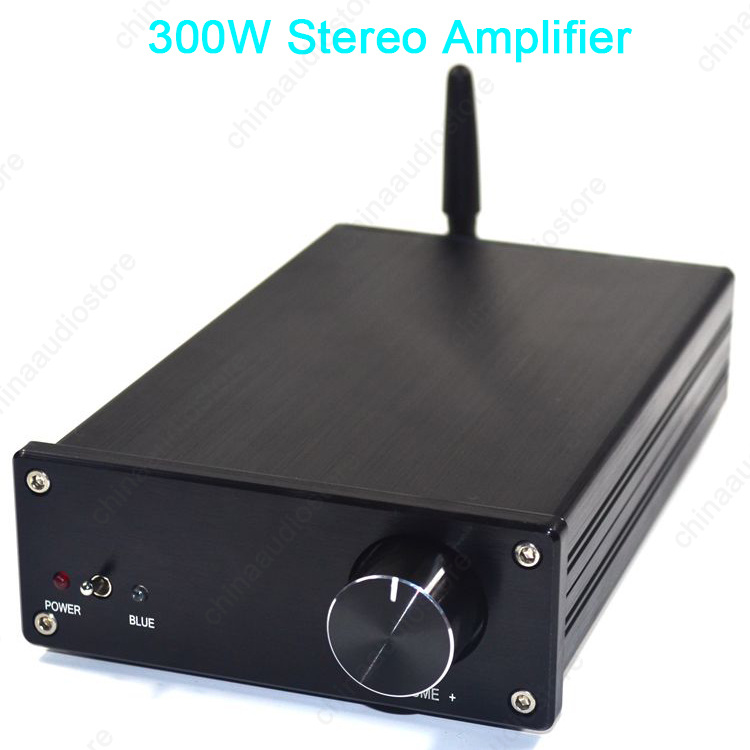 TPA3255 300W Stereo Amplifier High Power Class D Amplifier W/ Bluetooth V4.2 For HiFi Audio Mobile Phone PADs,High Quality